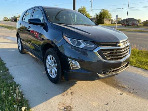 2018 Chevrolet Equinox for sale at Wyss Auto in Oak Creek WI