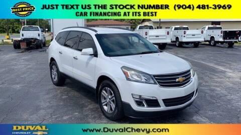 2016 Chevrolet Traverse for sale at Duval Chevrolet in Starke FL