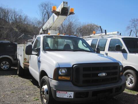 2006 Ford F-350 Super Duty for sale at Zinks Automotive Sales and Service - Zinks Auto Sales and Service in Cranston RI