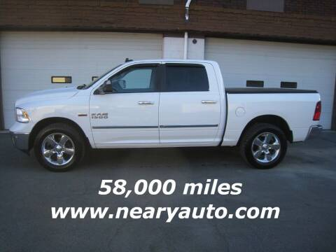 2016 RAM Ram Pickup 1500 for sale at Neary's Auto Sales & Svc Inc in Scranton PA