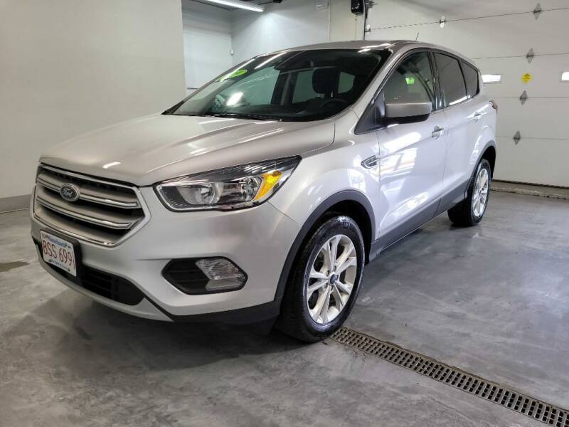 2019 Ford Escape for sale at Redford Auto Quality Used Cars in Redford MI