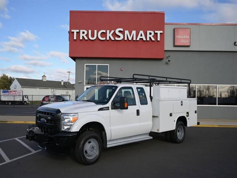2015 Ford F-350 Super Duty for sale at Trucksmart Isuzu in Morrisville PA