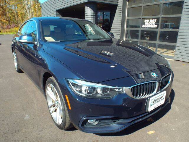 2018 BMW 4 Series for sale at Carena Motors in Twinsburg OH