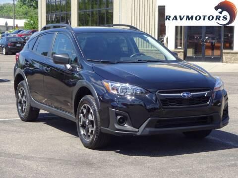 2018 Subaru Crosstrek for sale at RAVMOTORS 2 in Crystal MN