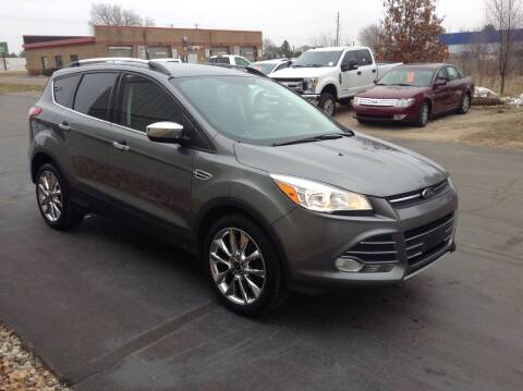2014 Ford Escape for sale at Bruns & Sons Auto in Plover WI