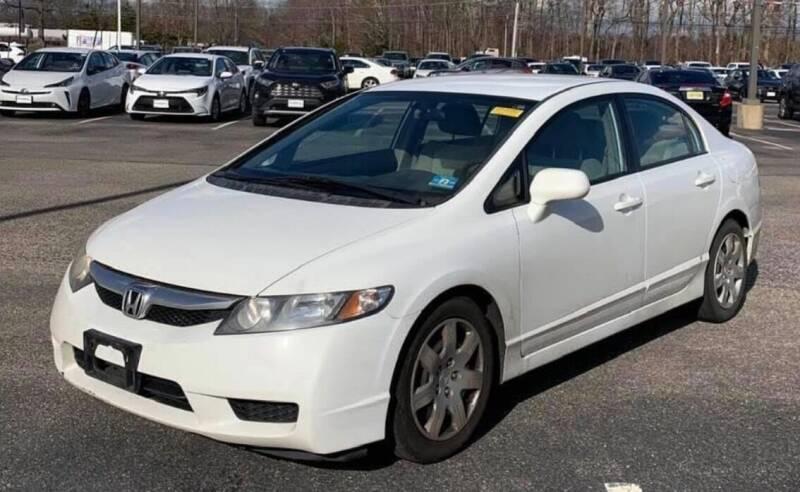 2011 Honda Civic for sale at Cars 2 Love in Delran NJ