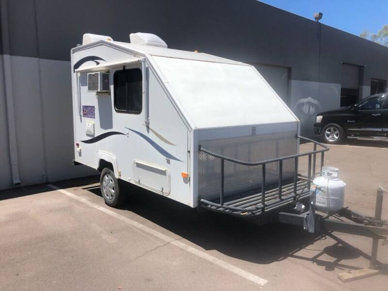 2007 Camper OLD HIPPIES for sale at Day & Night Truck Sales in Tempe AZ