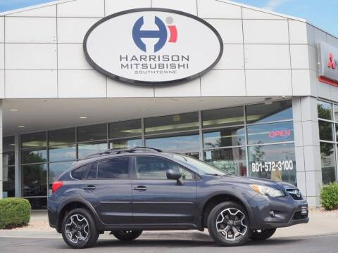 2013 Subaru XV Crosstrek for sale at Harrison Imports in Sandy UT