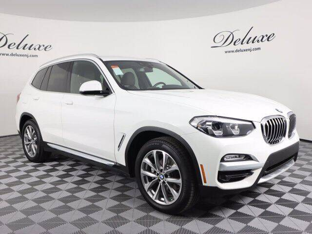 2019 BMW X3 for sale at DeluxeNJ.com in Linden NJ