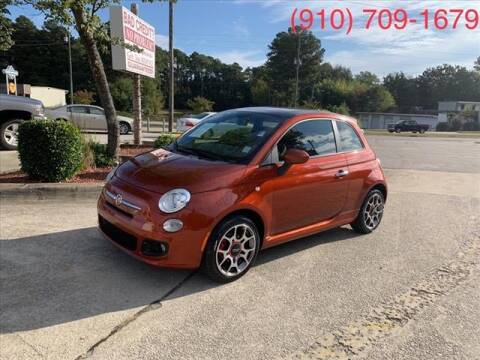 2012 FIAT 500 for sale at Kelly & Kelly Auto Sales in Fayetteville NC
