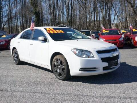 2009 Chevrolet Malibu for sale at Budget Auto Sales & Services in Havre De Grace MD