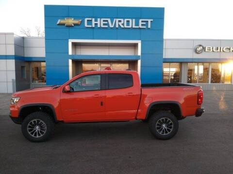 2021 Chevrolet Colorado for sale at Finley Motors in Finley ND