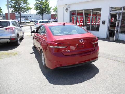 2017 Hyundai Elantra for sale at LYNN MOTOR SALES in Lynn MA