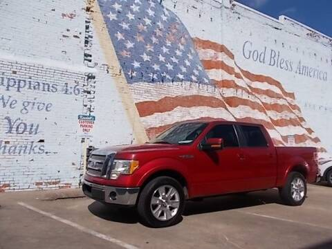 2010 Ford F-150 for sale at LARRY'S CLASSICS in Skiatook OK