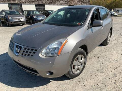 2008 Nissan Rogue for sale at Auto Legend Inc in Linden NJ