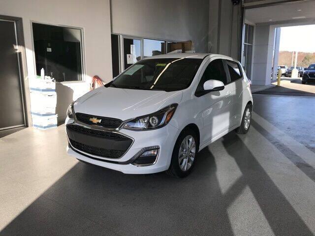 2020 Chevrolet Spark for sale at Tim Short Chrysler in Morehead KY