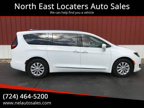 2017 Chrysler Pacifica for sale at North East Locaters Auto Sales in Indiana PA