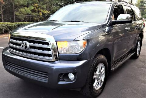2008 Toyota Sequoia for sale at memar auto sales, inc. in Marietta GA