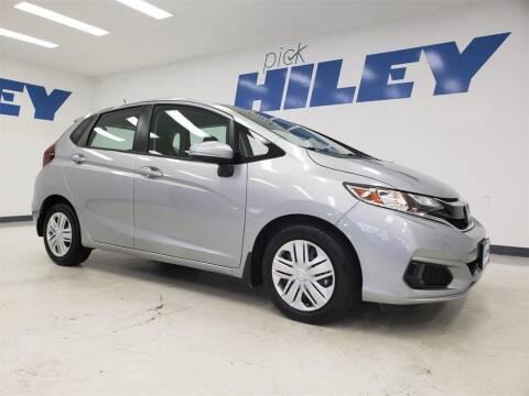 2020 Honda Fit for sale at HILEY MAZDA VOLKSWAGEN of ARLINGTON in Arlington TX