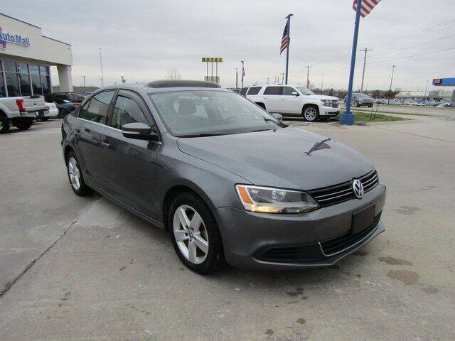 2013 Volkswagen Jetta for sale at Show Me Auto Mall in Harrisonville MO