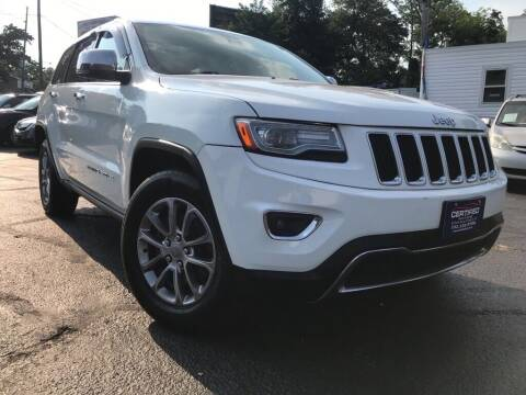 2014 Jeep Grand Cherokee for sale at Certified Auto Exchange in Keyport NJ