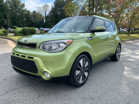 2015 Kia Soul for sale at Triangle Motors Inc in Raleigh NC