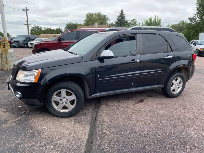 2008 Pontiac Torrent for sale at Geareys Auto Sales of Sioux Falls, LLC in Sioux Falls SD