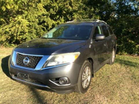 2014 Nissan Pathfinder for sale at Allen Motor Co in Dallas TX