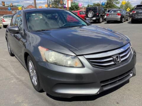 2012 Honda Accord for sale at Active Auto Sales in Hatboro PA
