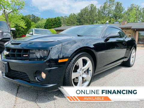 2010 Chevrolet Camaro for sale at Classic Luxury Motors in Buford GA