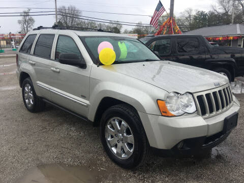 2010 Jeep Grand Cherokee for sale at Antique Motors in Plymouth IN