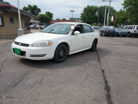 2009 Chevrolet Impala for sale at Geareys Auto Sales of Sioux Falls, LLC in Sioux Falls SD
