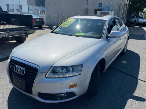2011 Audi A6 for sale at Quincy Shore Automotive in Quincy MA
