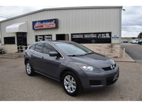 2009 Mazda CX-7 for sale at Chaparral Motors in Lubbock TX