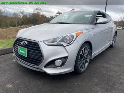 2016 Hyundai Veloster for sale at Green Light Auto Sales LLC in Bethany CT