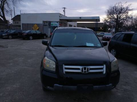2007 Honda Pilot for sale at A BOTTOM DOLLAR AUTO SALES in Shawnee OK