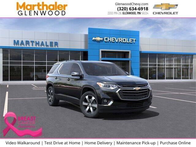 2021 Chevrolet Traverse for sale in Glenwood, MN