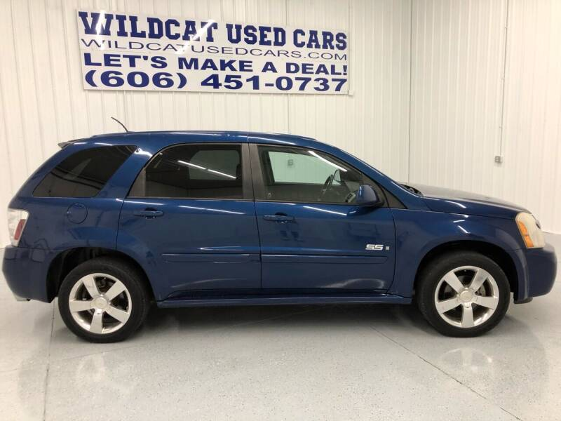 2008 Chevrolet Equinox for sale at Wildcat Used Cars in Somerset KY