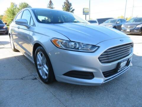 2015 Ford Fusion for sale at Import Exchange in Mokena IL