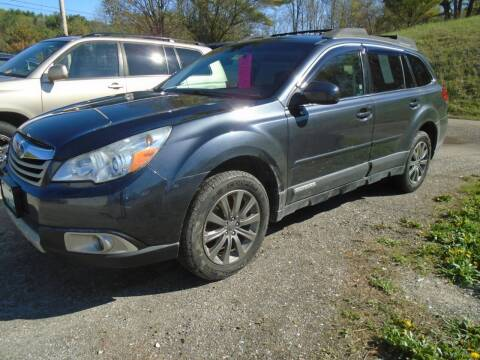 2011 Subaru Outback for sale at Wimett Trading Company in Leicester VT
