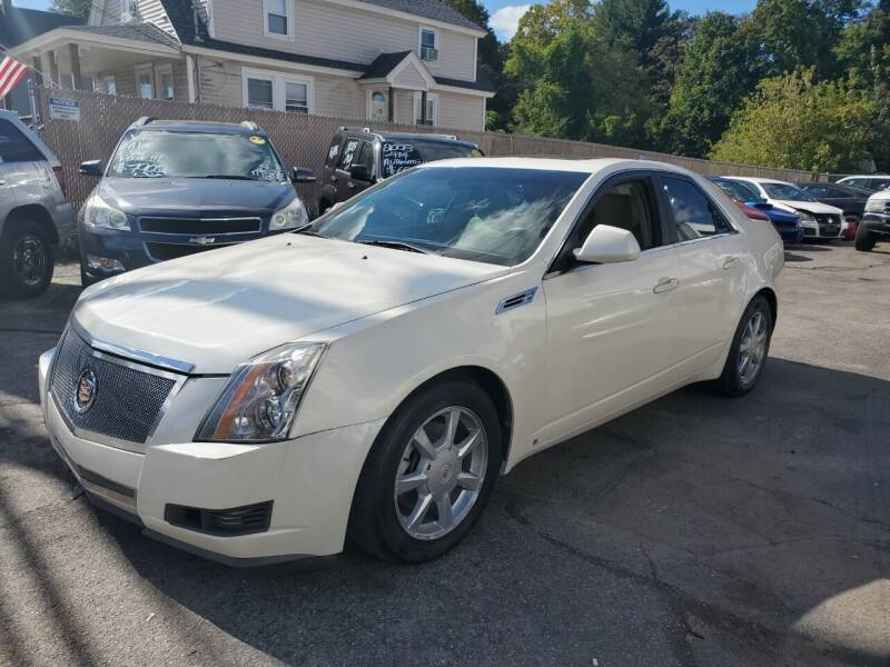 2008 Cadillac CTS for sale at JR's Auto Connection in Hudson NH