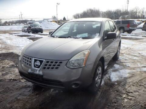 2008 Nissan Rogue for sale at Cali Auto Sales Inc. in Elizabeth NJ