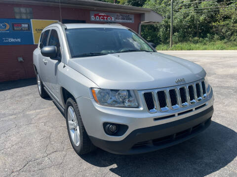 2012 Jeep Compass for sale at Doctor Auto in Cecil PA