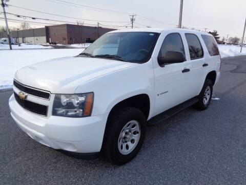 2008 Chevrolet Tahoe for sale at Rt. 73 AutoMall in Palmyra NJ
