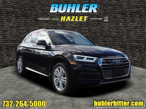 2018 Audi Q5 for sale at Buhler and Bitter Chrysler Jeep in Hazlet NJ