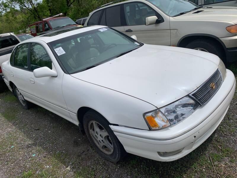 1998 Toyota Avalon XLS 4dr Sedan - West Pittsburg PA