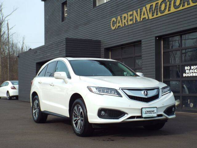 2018 Acura RDX for sale at Carena Motors in Twinsburg OH