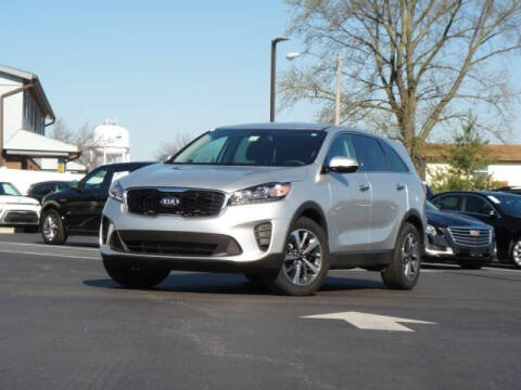 2020 Kia Sorento for sale at Jack Schmitt Chevrolet Wood River in Wood River IL