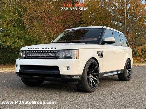 2013 Land Rover Range Rover Sport for sale at M2 Auto Group Llc. EAST BRUNSWICK in East Brunswick NJ