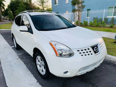 2009 Nissan Rogue for sale at LA Motors Miami in Miami FL